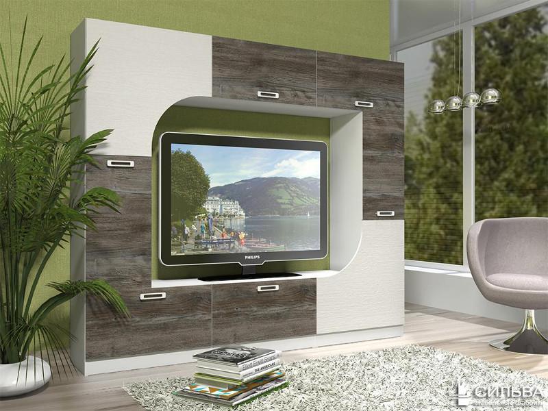 Гостиная-тумба под ТВ Арно