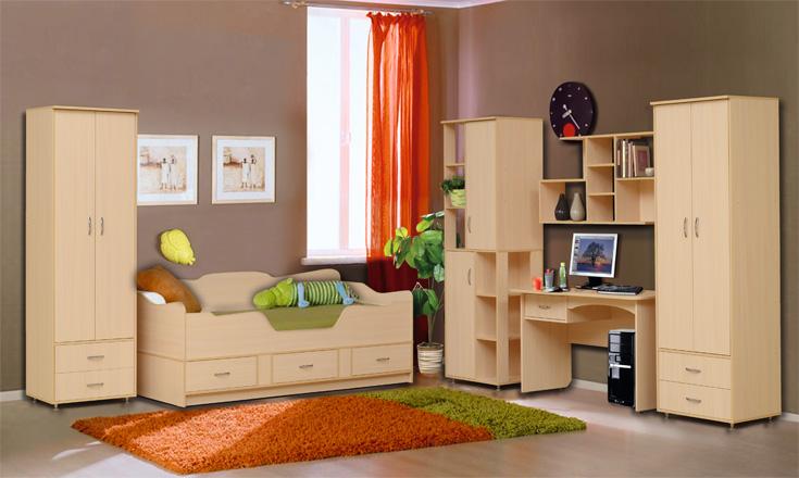 Набор мебели для детской Алиса