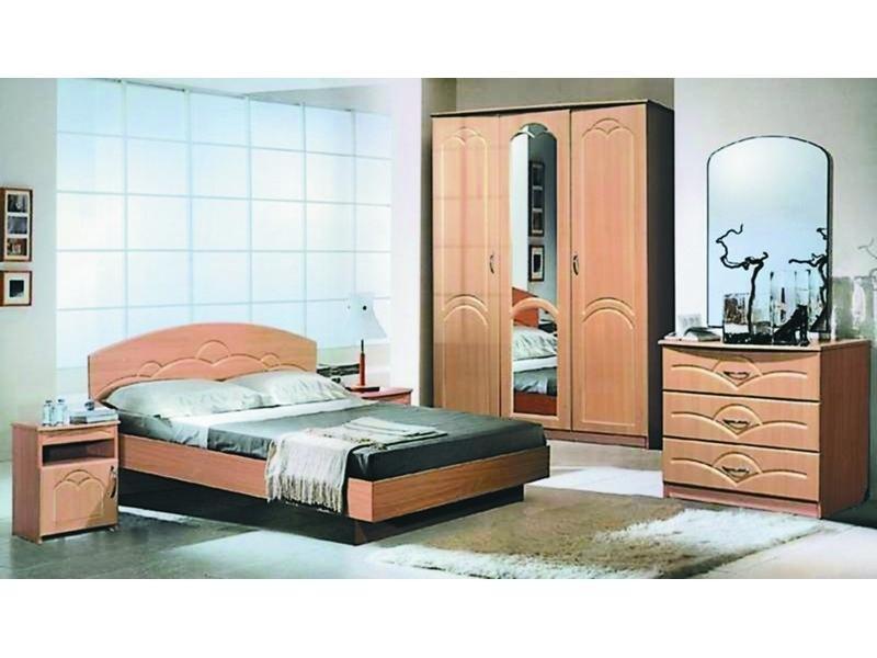 Спальня Анталия МДФ