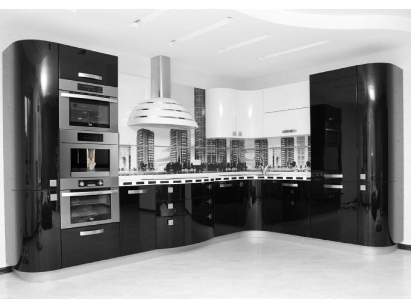Кухонный гарнитур угловой Монако