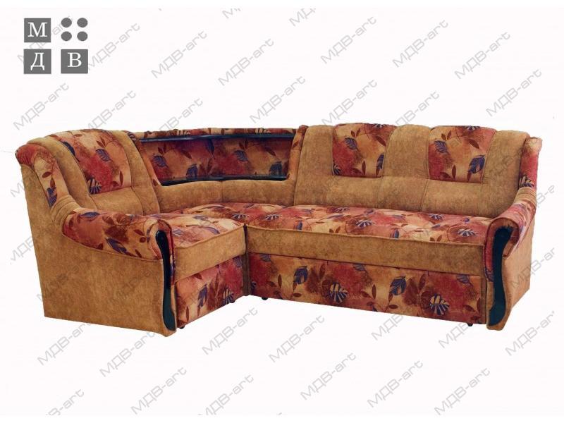 Угловой диван Блюз 6-1