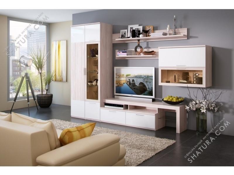 мебельная фабрика шатура г шатура гостиная Rimini Ice