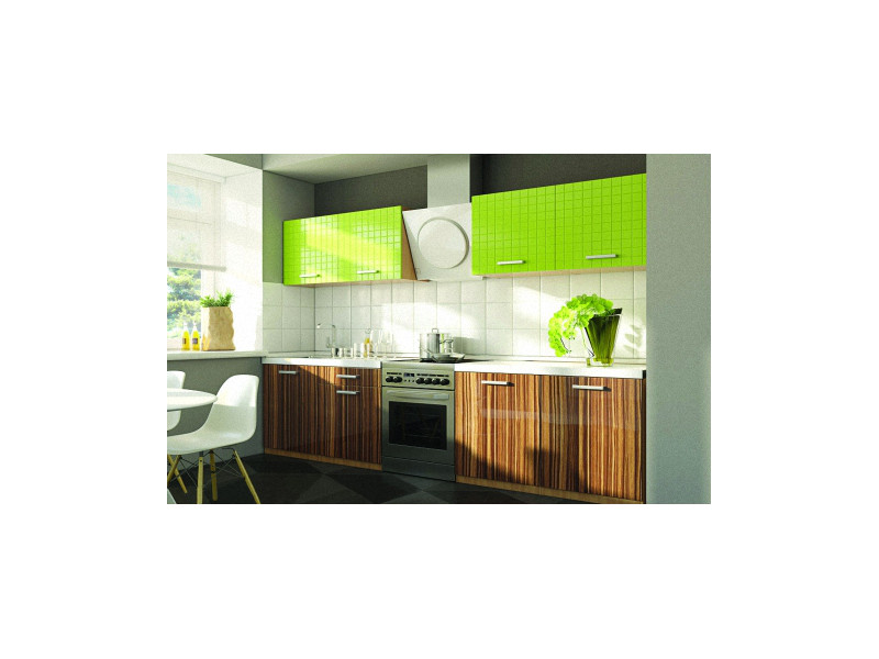 Кухонный гарнитур прямой Нео 1