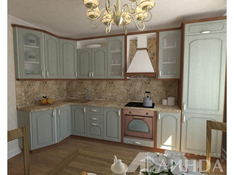Кухня Валлония МДФ