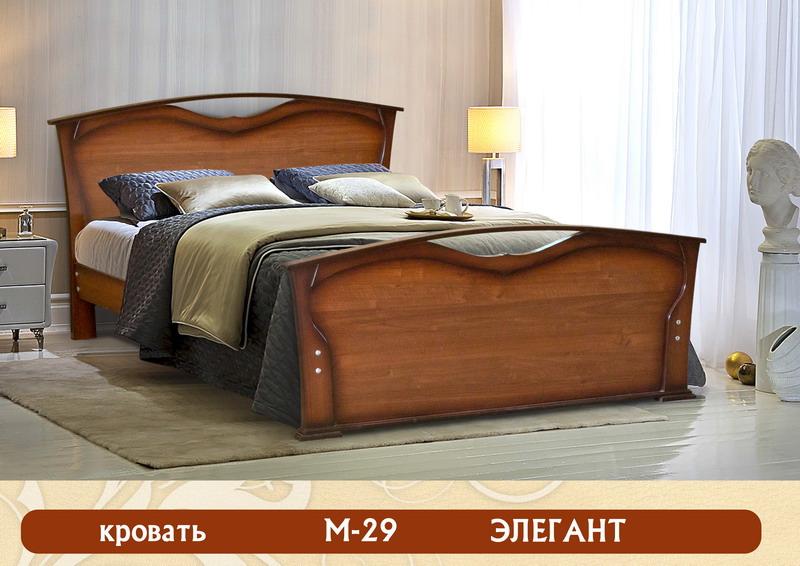 кровать «Элегант М-29»