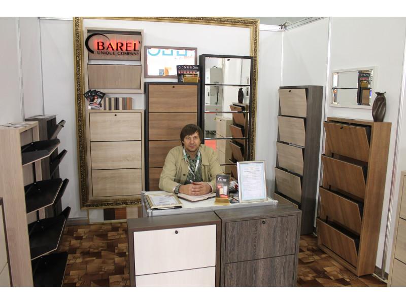 Мебельная выставка Москва: тумба для обуви