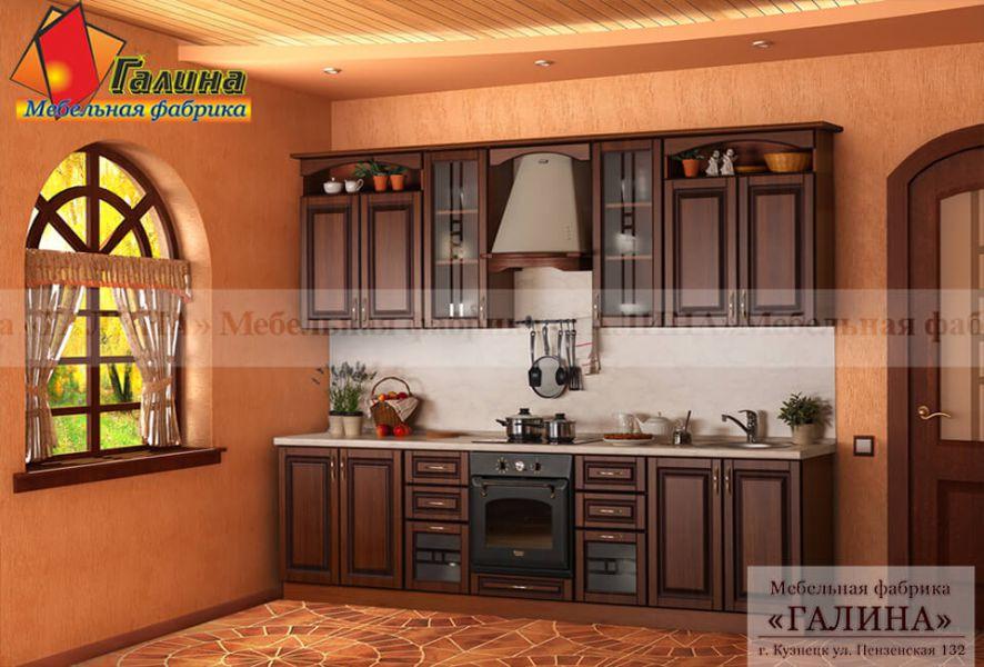 Кухонный Гарнитур Патина 002