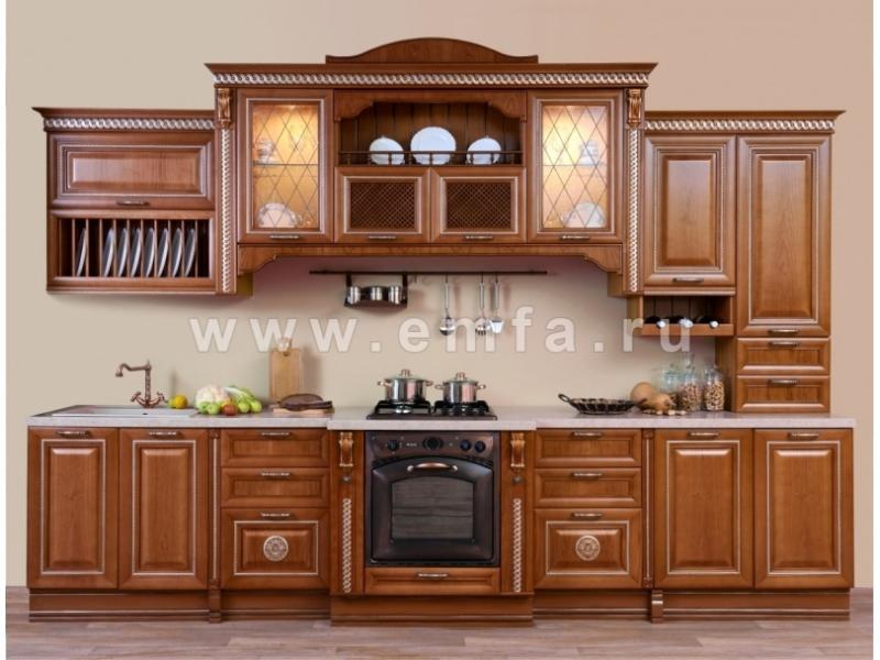 Кухонный гарнитур прямой LORENZO