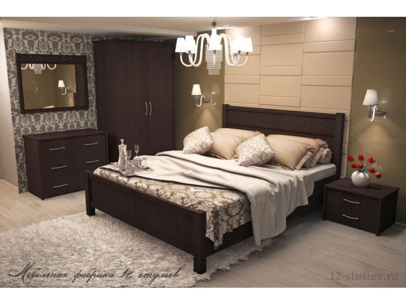 Спальный гарнитур Вдохновение