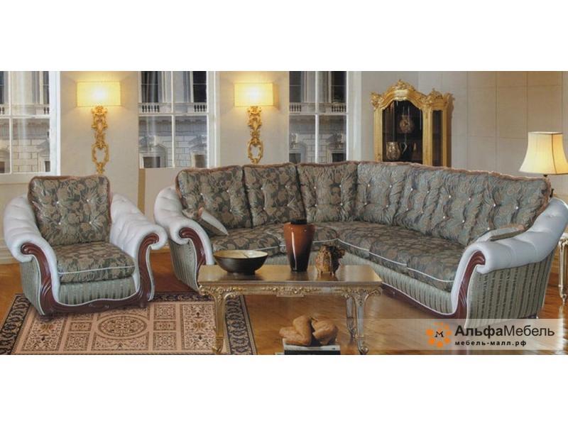 диван угловой Альфа 7