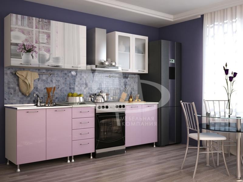 Кухонный гарнитур прямой Утро