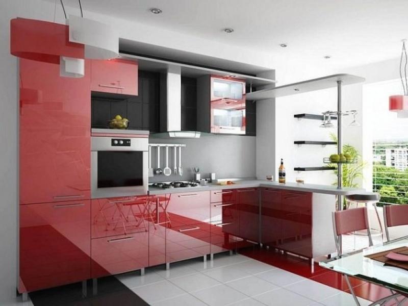 Кухонный гарнитур угловой 12