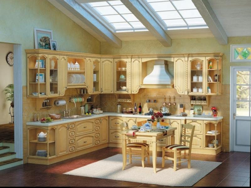 Кухня Колизей