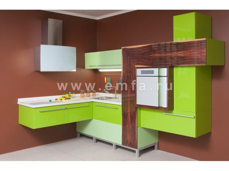 Кухонный гарнитур угловой L-36