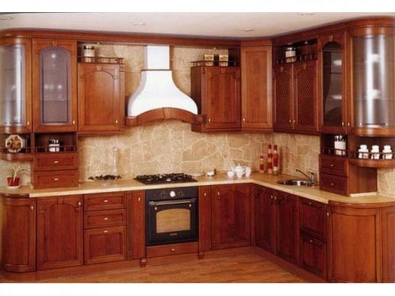 Кухня Дольче массив