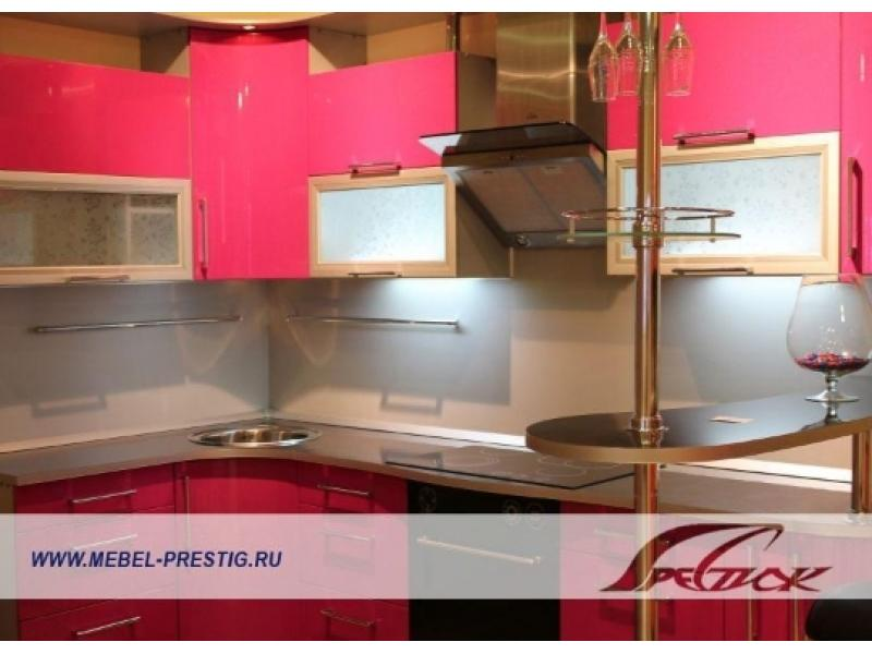 Кухонный гарнитур угловой Барби