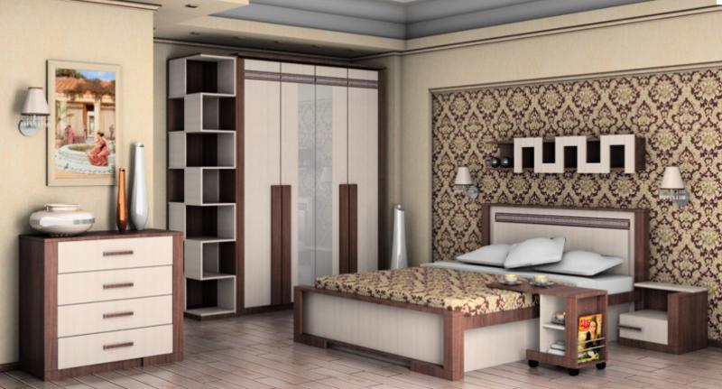 Спальный гарнитур Агава
