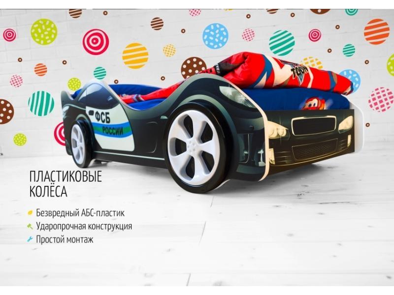 Пластиковые колеса для детской кровати
