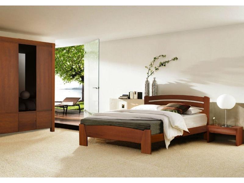 кровать Селена 7 массив бука