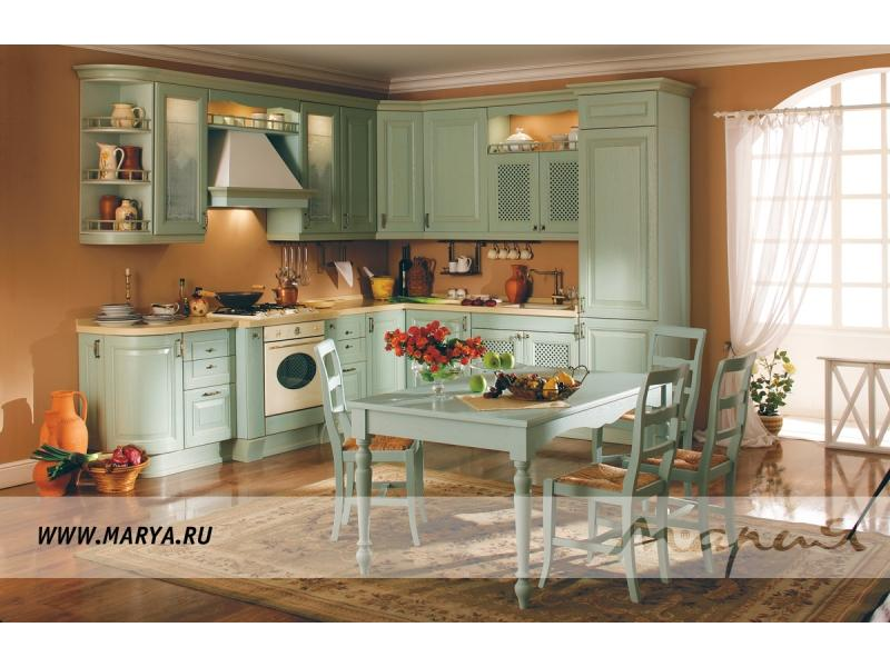 Кухонный гарнитур «Borgo» (Классика)