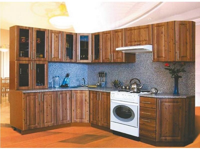 Кухня угловая «Гера»