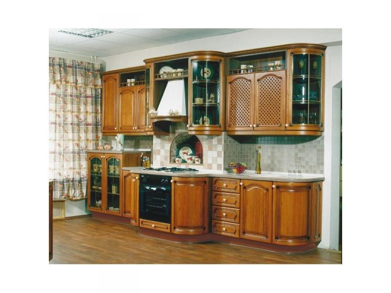 Кухня прямая 164