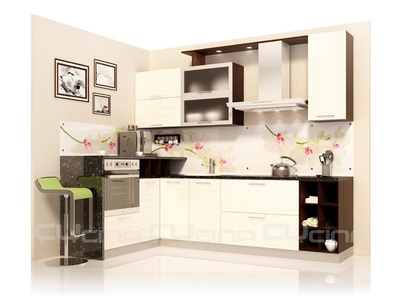 Кухонный гарнитур «Альба»