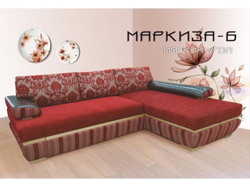 Угловой диван Маркиза 6