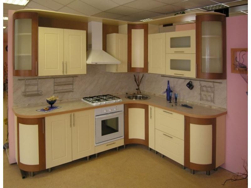 Кухонный гарнитур угловой 7