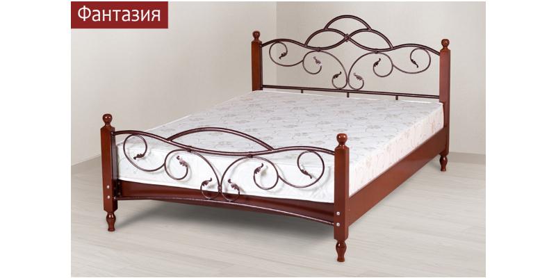 Кровать «Фантазия»