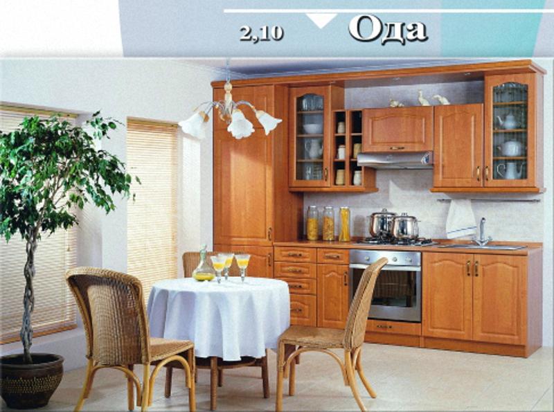 кухонный гарнитур «Ода»
