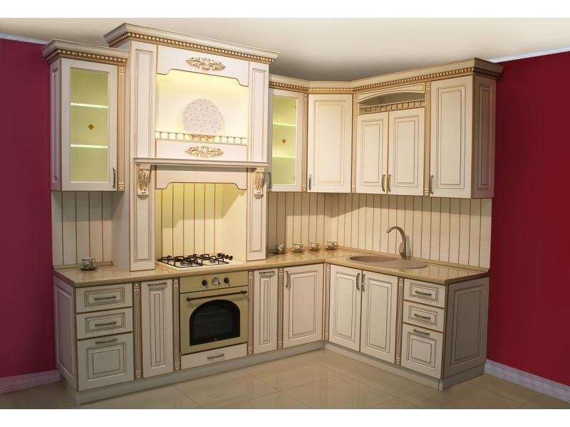 Кухня угловая Марта