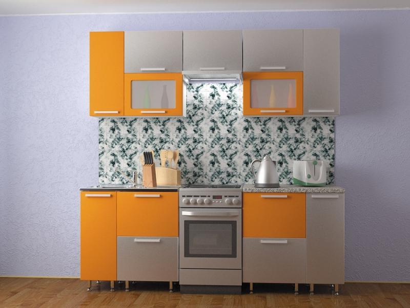 Кухня Техно-4