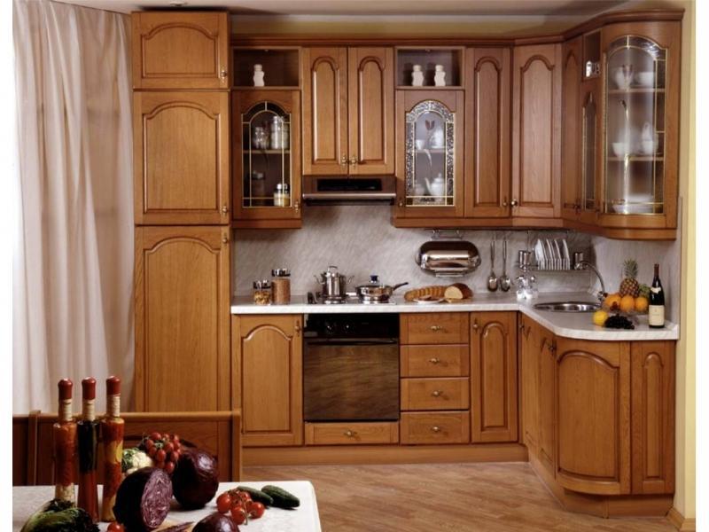 Кухня Рисса массив