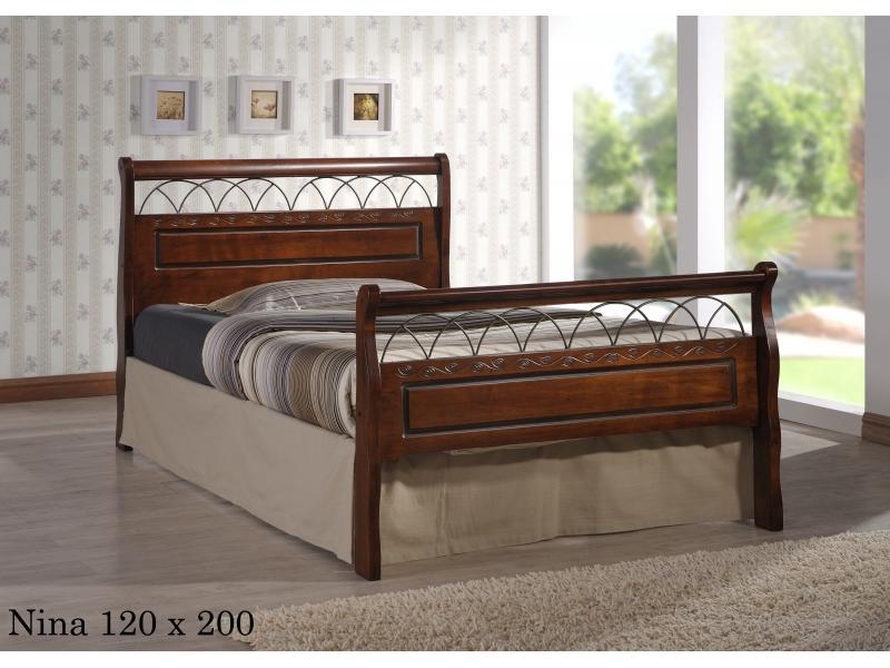 Кровать Nina wJess