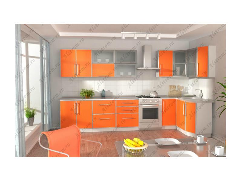 5317c0d74e62 Мебельная фабрика «Алстром», г. Иваново / Кухня угловая Пластик Модена
