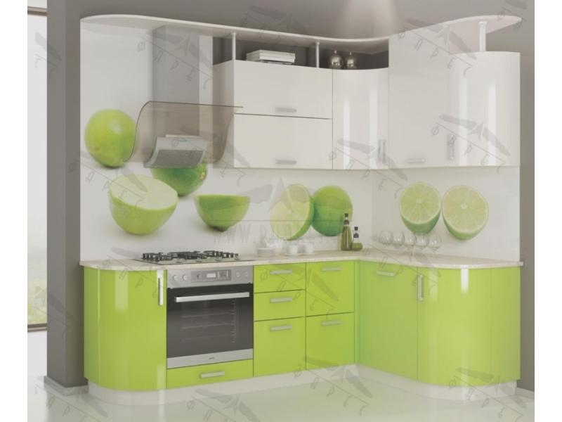 Кухонный гарнитур прямой Лайф3