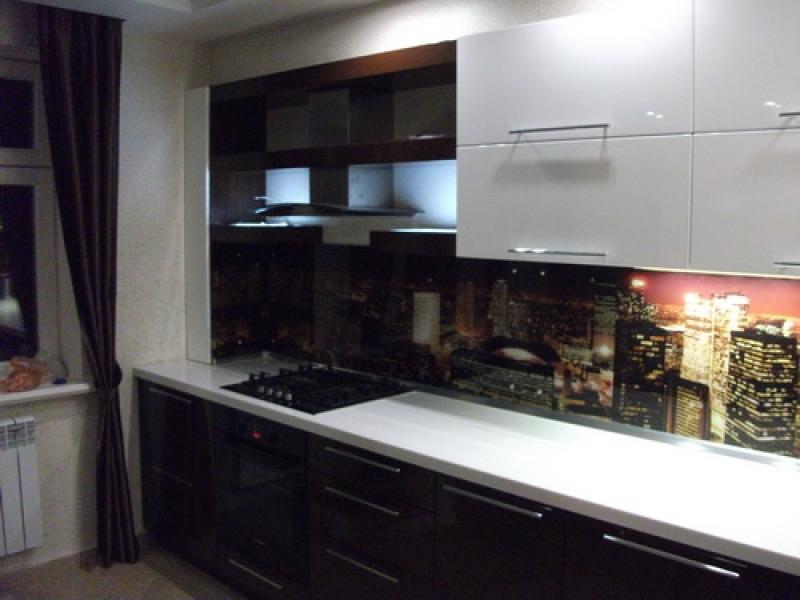 Кухня прямая 19
