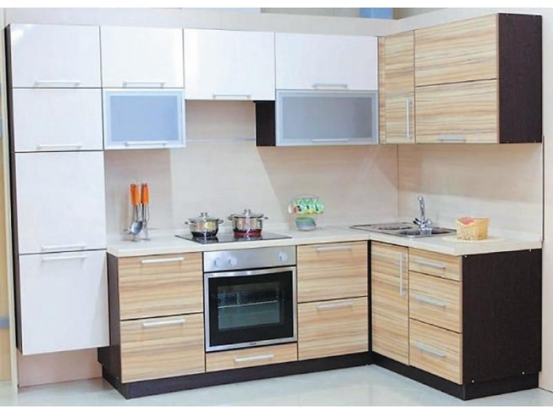 Кухонный гарнитур угловой Ева-19