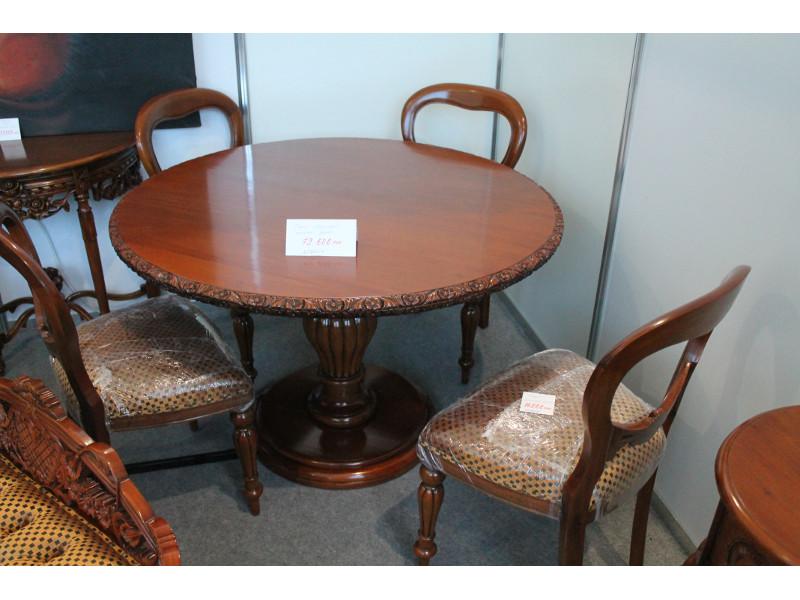 Мебельная выставка Сочи: стол, стулья