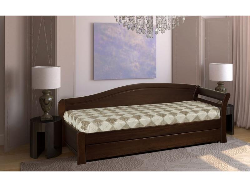Кровать Скай 3 массив бука