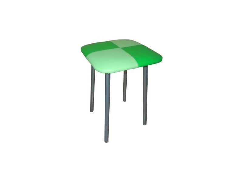 Зеленый табурет Тонус-М