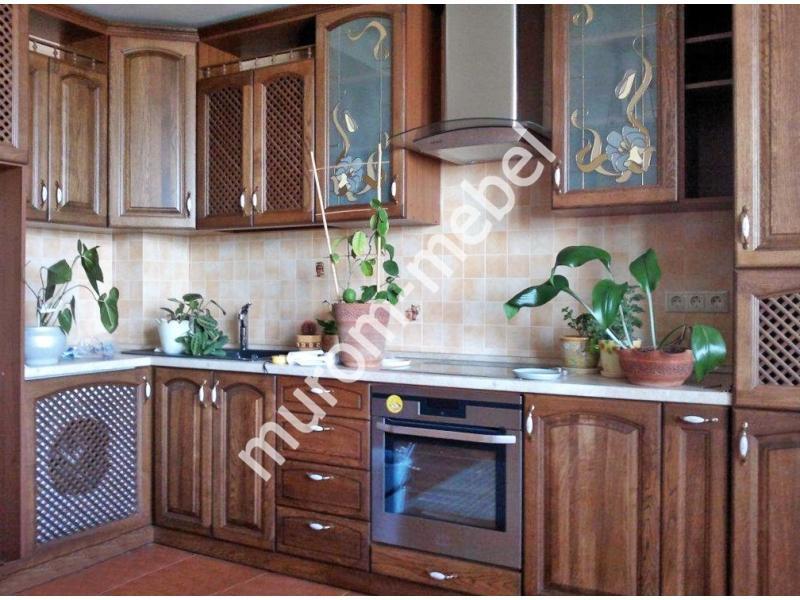 Кухонный гарнитур угловой Кристина