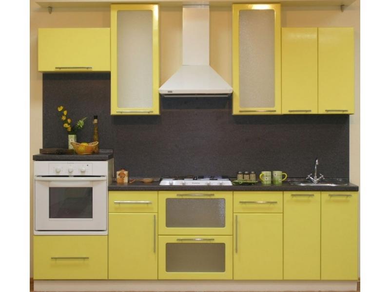 Кухонный гарнитур прямой 47