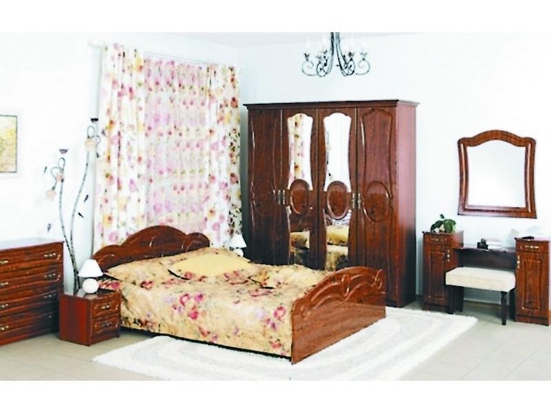 Спальня Анастасия МДФ