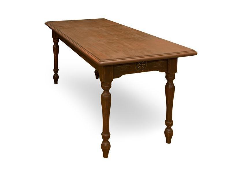 Стол из массива (Ст.B820.L1400.classic)