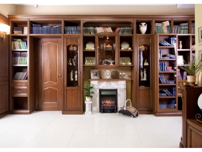"""Мебельная фабрика """"mr.doors"""", г. малаховка / гостиная стенка."""
