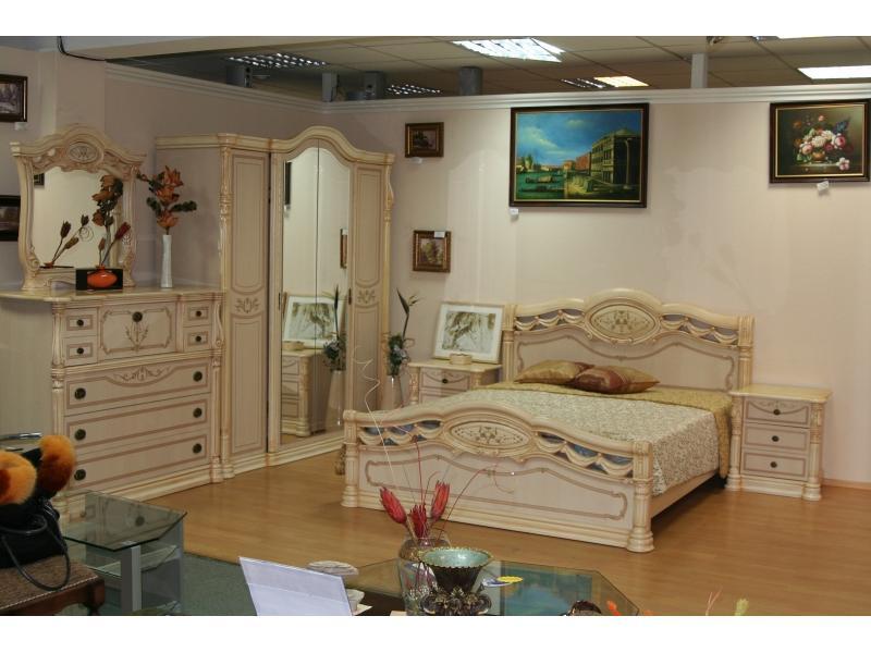 Спальный гарнитур «Виттория 10»