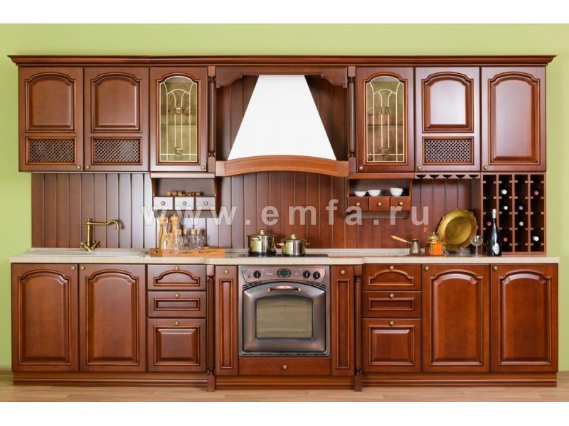 Кухонный гарнитур прямой DOMENICA