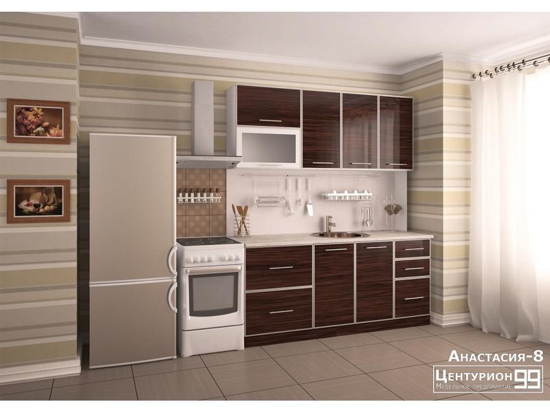 Кухонный гарнитур угловой Анастасия 8